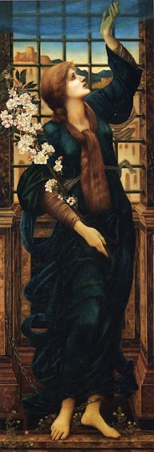 Hope Edward Burne-Jones- Hope (1896)