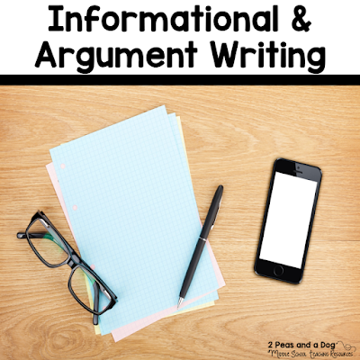 Teaching students to properly write an effective argument can be difficult. Trying to balance this important skill along with teaching other forms of writing is also a balancing act. Read how other middle and high school teachers are teaching both of these writing forms in their classes from the 2 Peas and a Dog blog.