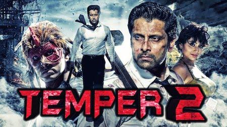 Temper 2 (2019) Hindi Dubbed 1GB HDRip 720p