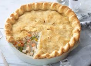 Cara Membuat Pot Pie Turki
