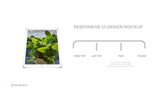 Slide9_Powerpoint Responsive Showcase Device Mock-up Templates