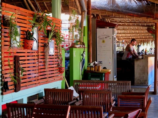 Khách sạn khi du lịch Quy Nhơn Big Tree Backpackers and Bistro