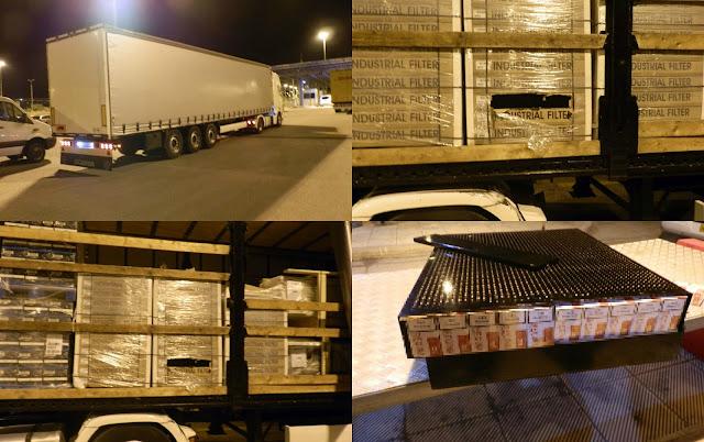 Ηγουμενίτσα: 47.000 τα πακέτα λαθραίων τσιγάρων (+ΦΩΤΟ)