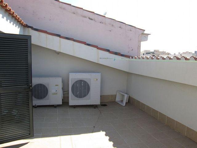 duplex en venta calle almenara castellon terraza1