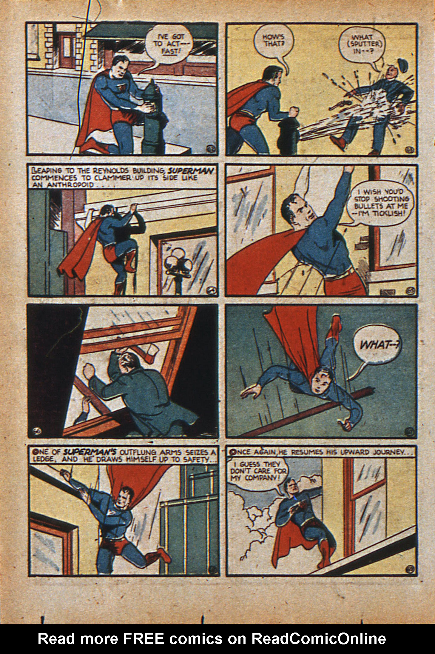 Read online Action Comics (1938) comic -  Issue #21 - 13