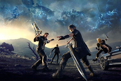 Walkthrough Final Fantasy XV (FF15) Bahasa Indonesia