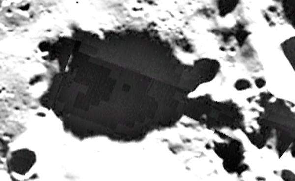Moon 3d: La Luna es hueca y fue creada por alienígenas