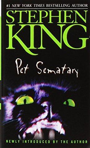 Sueños Entre Letras Reseña Cementerio De Animales De Stephen King