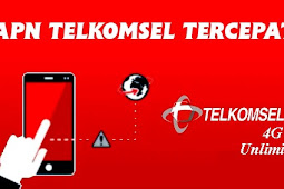 Cara Setting APN Telkomsel 4G Unlimited Tercepat