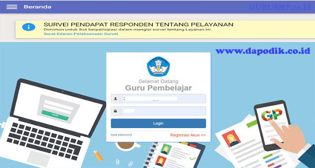 Surat Edaran Pelaksanaan Survei Kepuasan Masyarakat terkait Pelaksanaan Pendidikan Profesi Guru  (PPG) - SIMPKB
