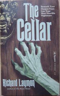 Resultado de imagem para The Cellar de Richard Laymon