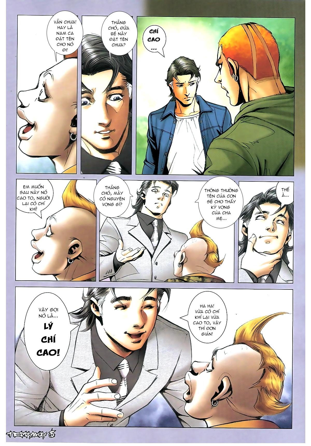 Người Trong Giang Hồ - Chapter 1359: Mắt thấy làm bằng - Pic 3