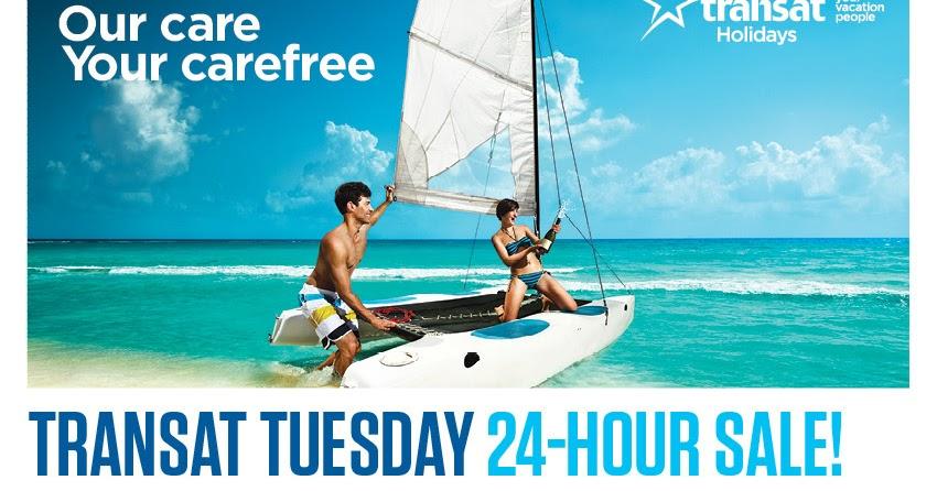 411 Travelbuys Blog 411 Travel Buys Transat Tuesday 24