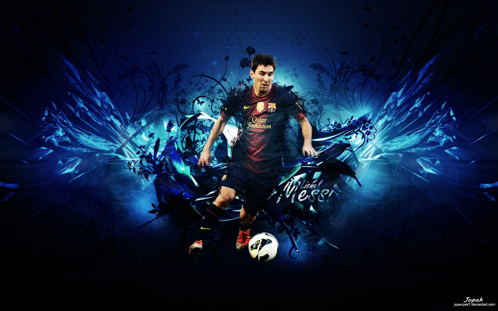 Descargar Fondos De Pantalla Para Whatsapp Android Iphone: Patada De Caballo: Messi Wallpaper