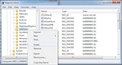 Cara Uninstall Program di Windows Komputer Melalui - Registry Editor