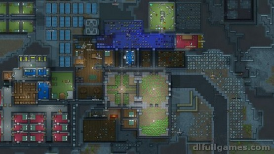 RimWorld v1.0.2150 Free Download Pc Game