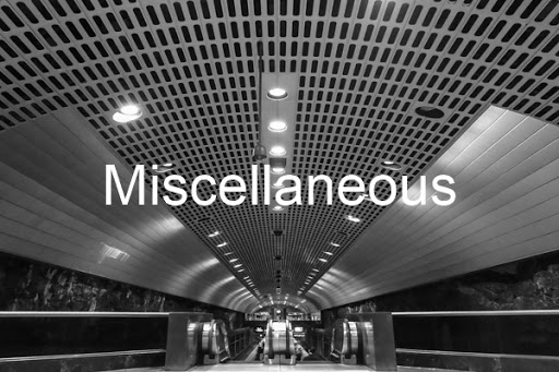 Miscellaneous Gallery