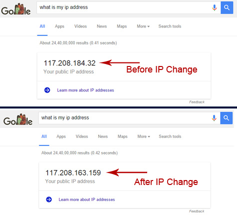 How to Change Your IP Address 2