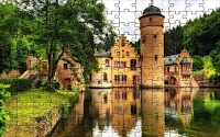 Medieval Moated