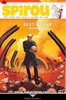 Chaque mercredi, Spirou, Dent d'Ours, numéro 4070, année 2016