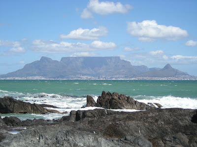 Table Mountain, Cape Town, South Africa,