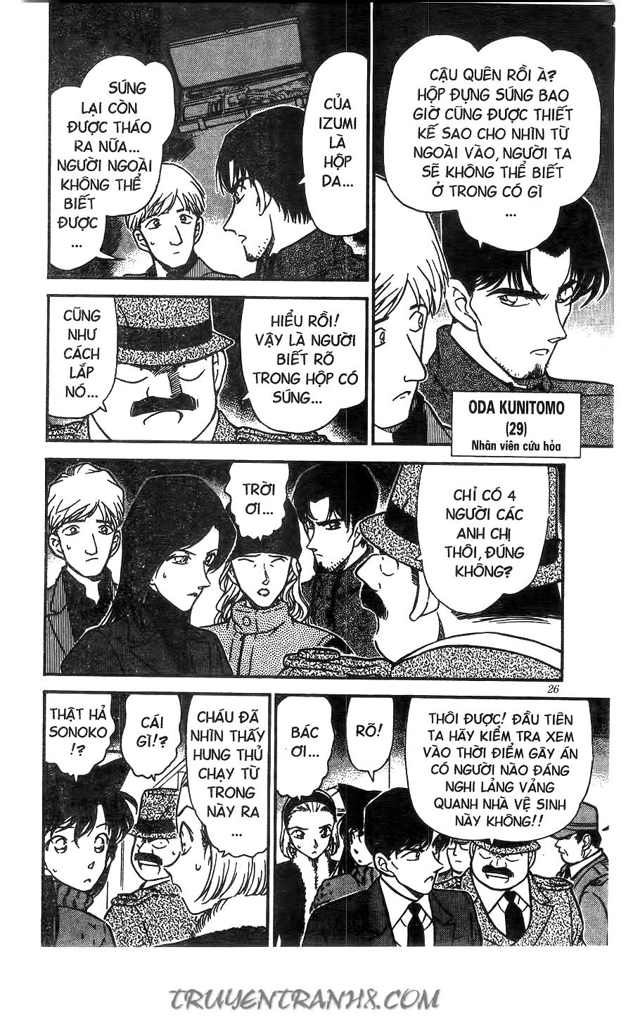 Detective Conan Chap 244 - Truyen.Chap.VN