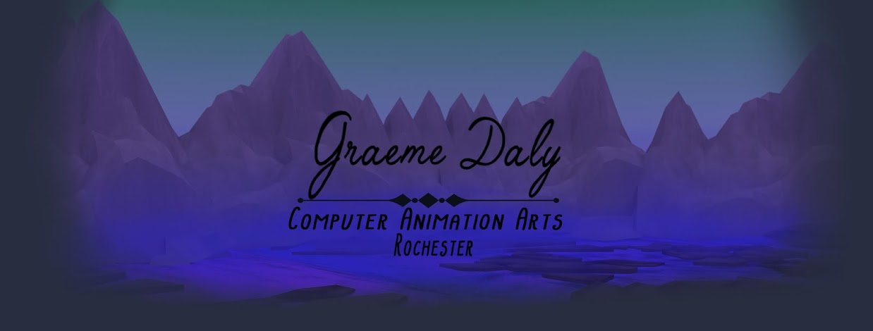 Graeme Daly Computer Animation Arts Rochester