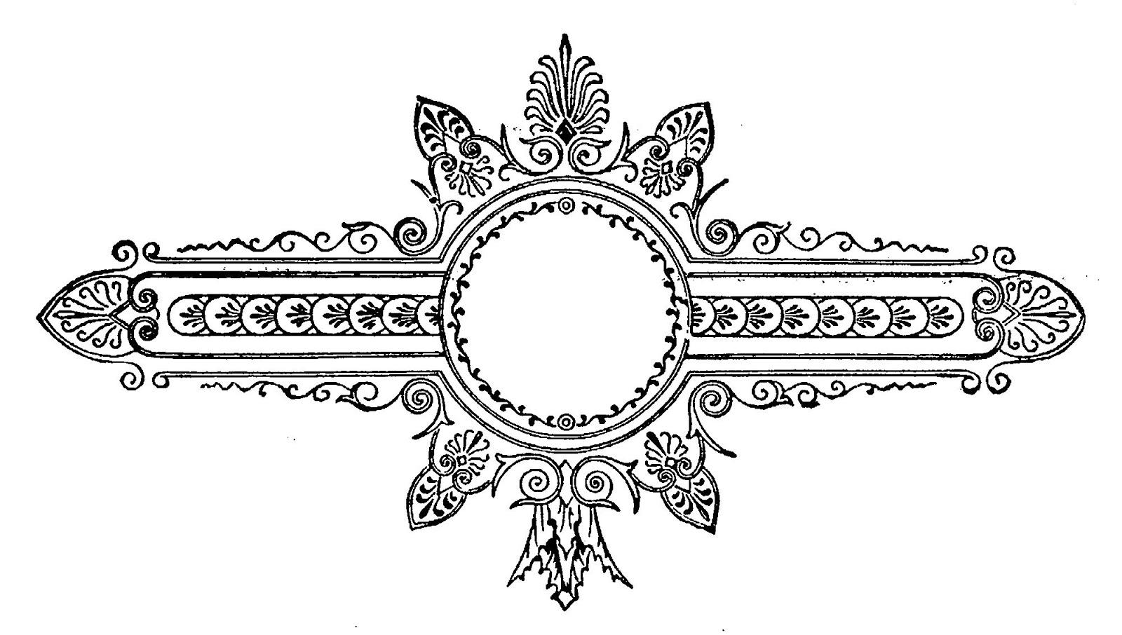 Digital Stamp Design Royalty Free Label Design Decorative