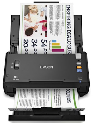 Epson WorkForce DS-560 Driver Download