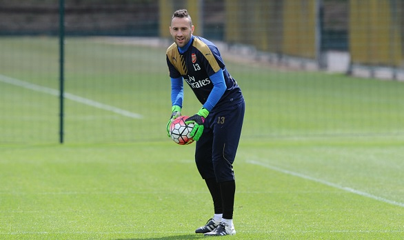 David Ospina set to leave Arsenal for Besiktas