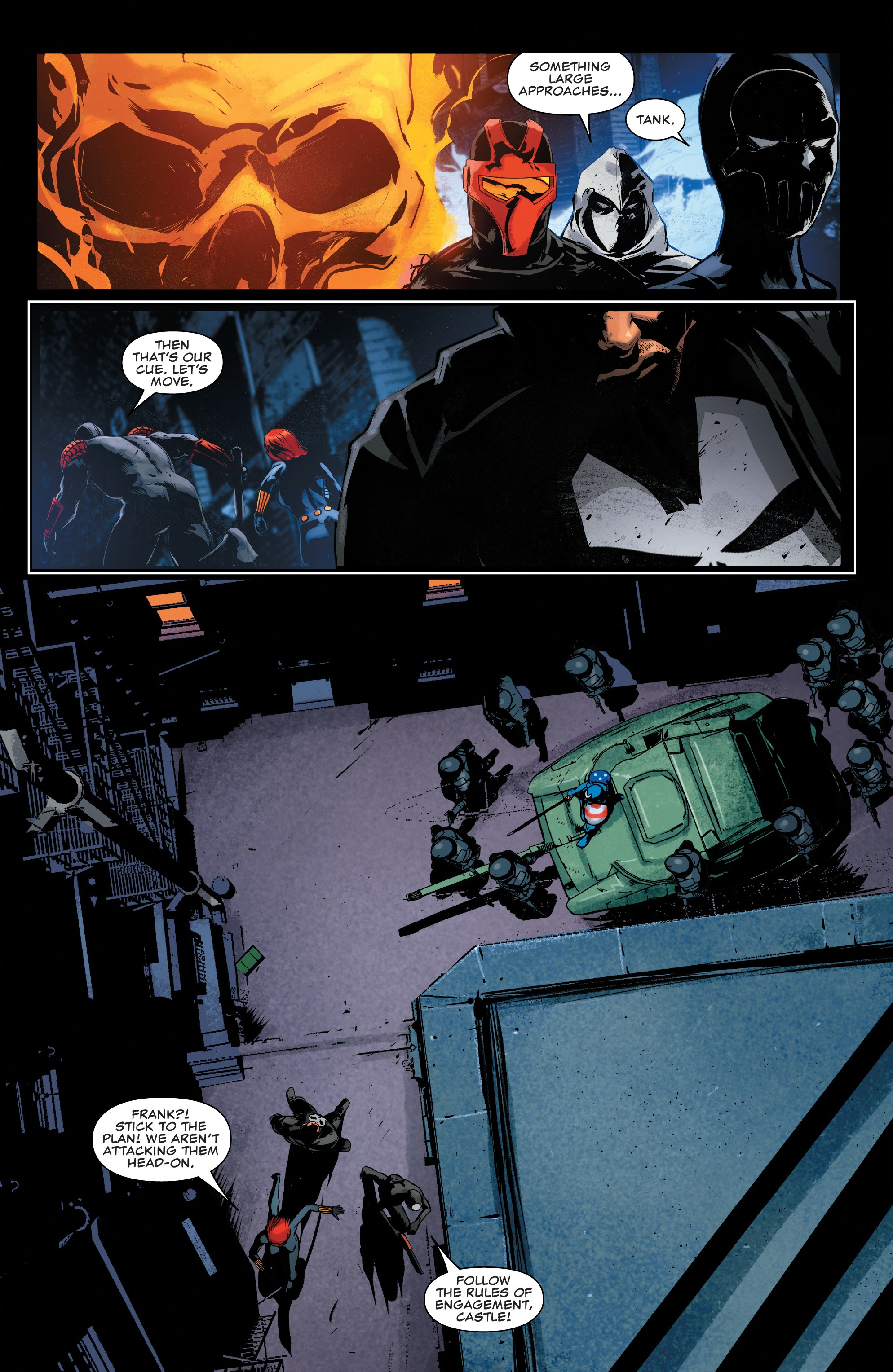 Read online The Punisher (2018) comic -  Issue #15 - 13