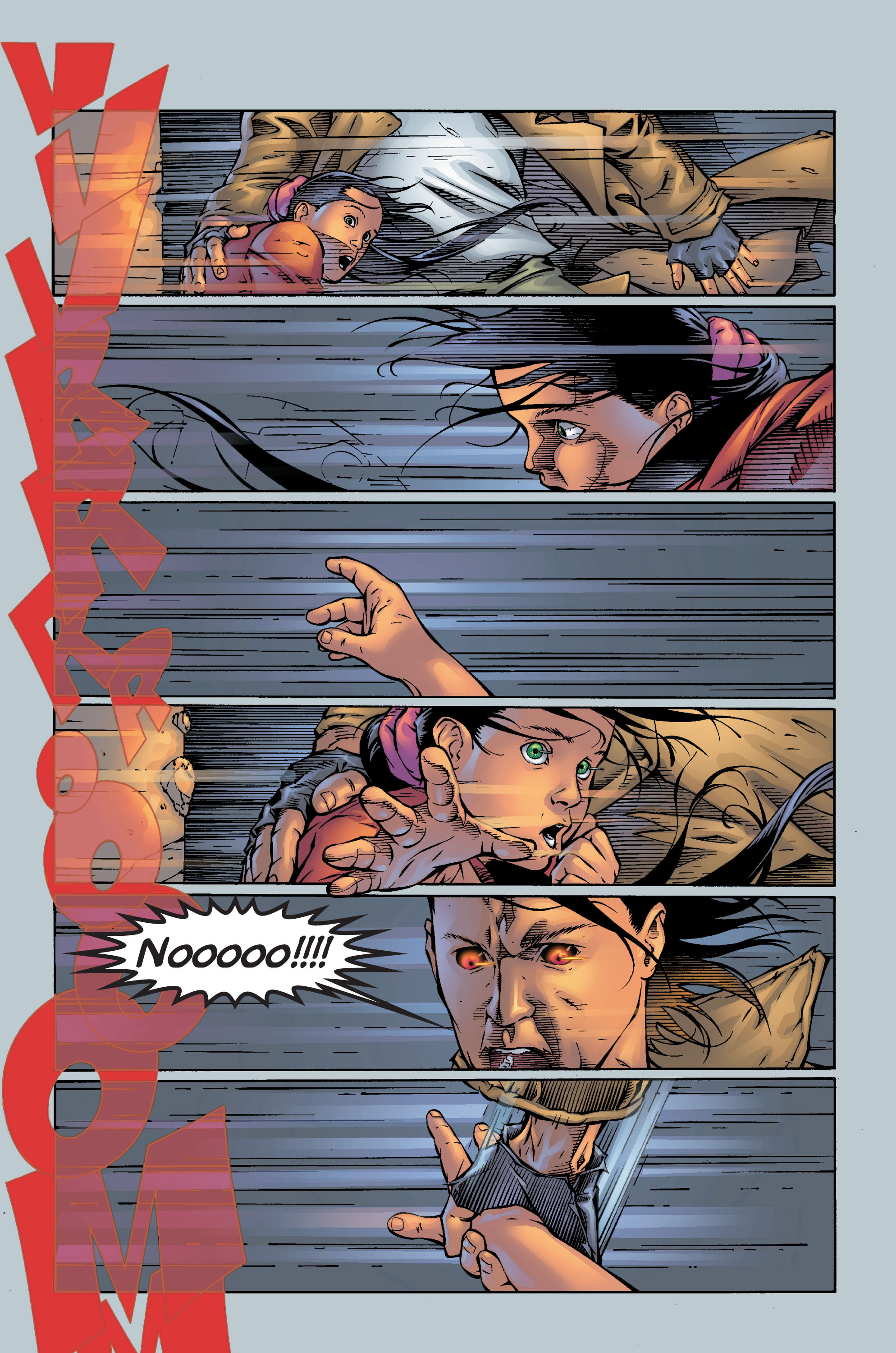 Read online Ultimate X-Men comic -  Issue #13 - 20