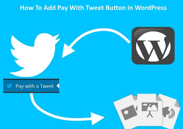 How To Use Pay With a Tweet Plugin