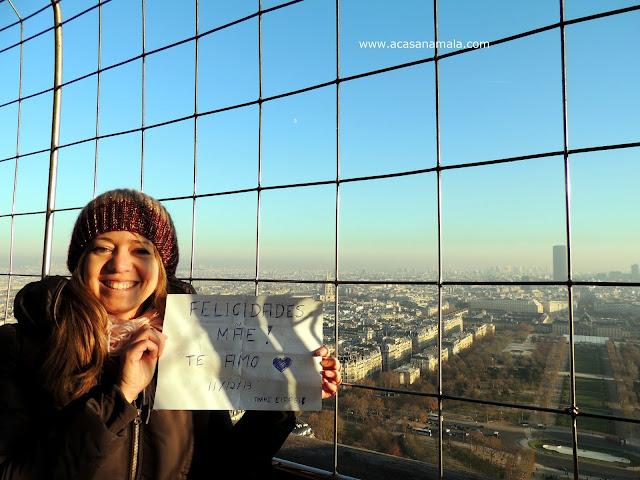 Curiosidades Torre Eiffel
