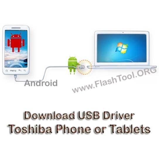 Download Toshiba USB Driver