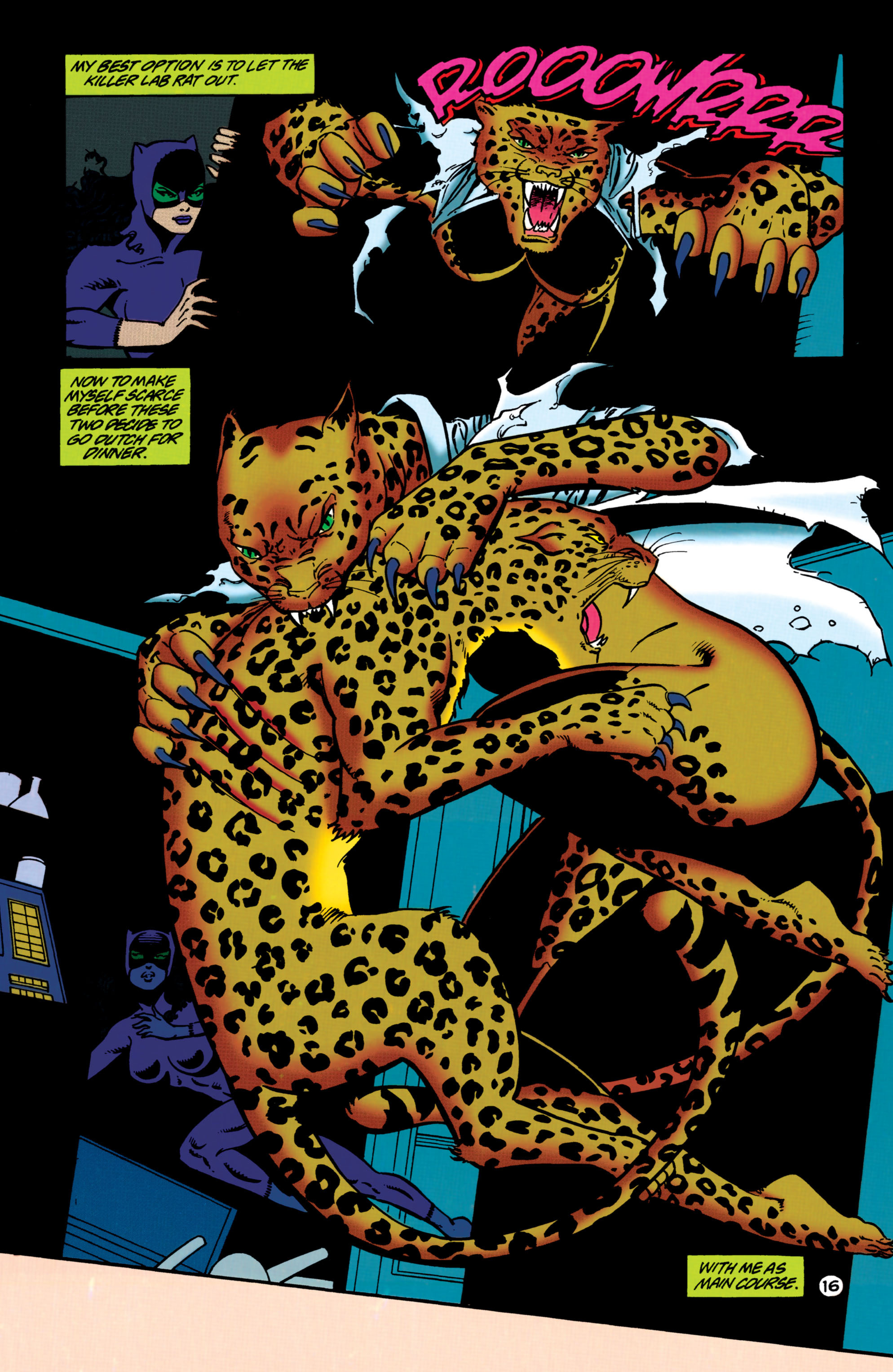 Catwoman (1993) Issue #37 #42 - English 17