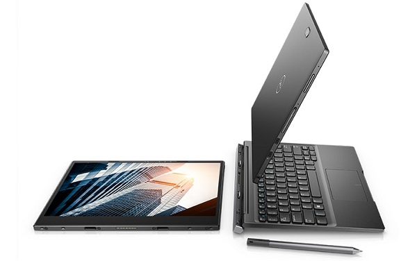 DELL Latitude 7285 2-in-1 (12-inch) is the world's first laptop that supports wireless charging