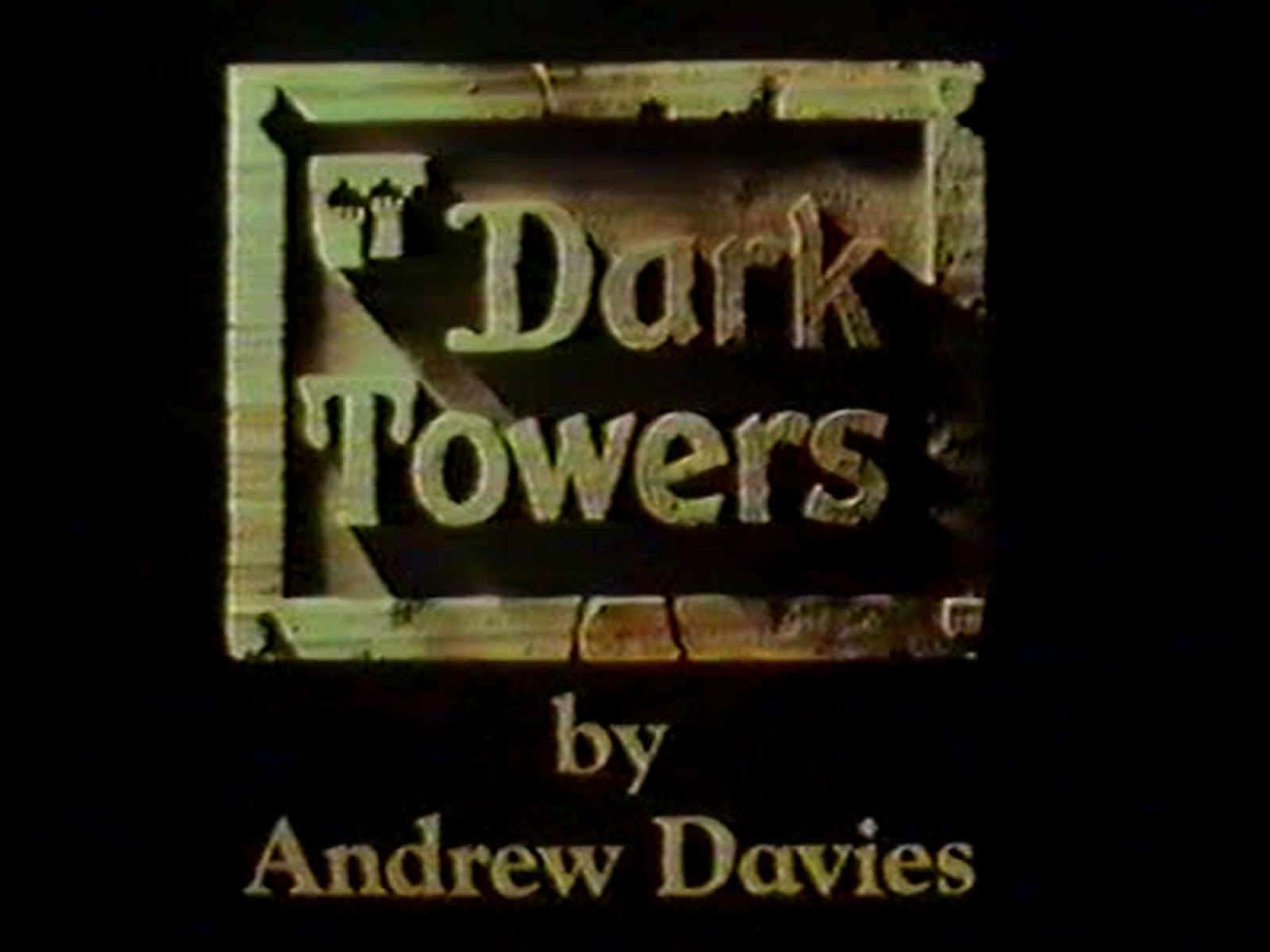 Image result for dark towers andrew davies