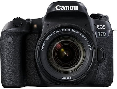Canon EOS 77D Digital SLR Camera ,amazon, canon, Cameras,canon camera