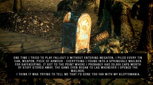 rencontres Fallout 3 Christian rencontres conseils pour les parents