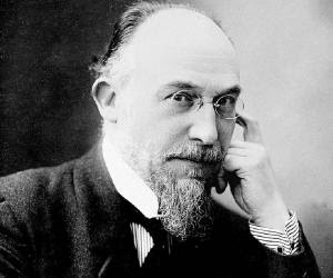 Erik Satie sheet music