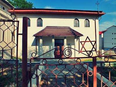 sinagoga dorohoi