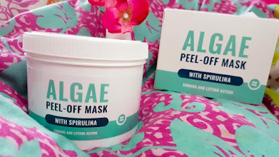 Ultrasonic Beauty Algae Peel-Off Mask review