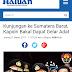 Laknat!  Kapolri Berencana Ke Padang dan akan mendapat Gelar! Masyarakat Padang ramai Menolak!