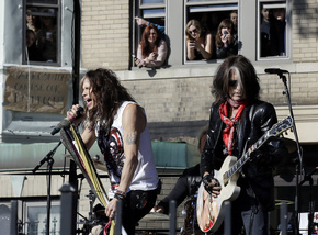 Taking It Back!: New Aerosmith CD: Same Old Song and Dance?