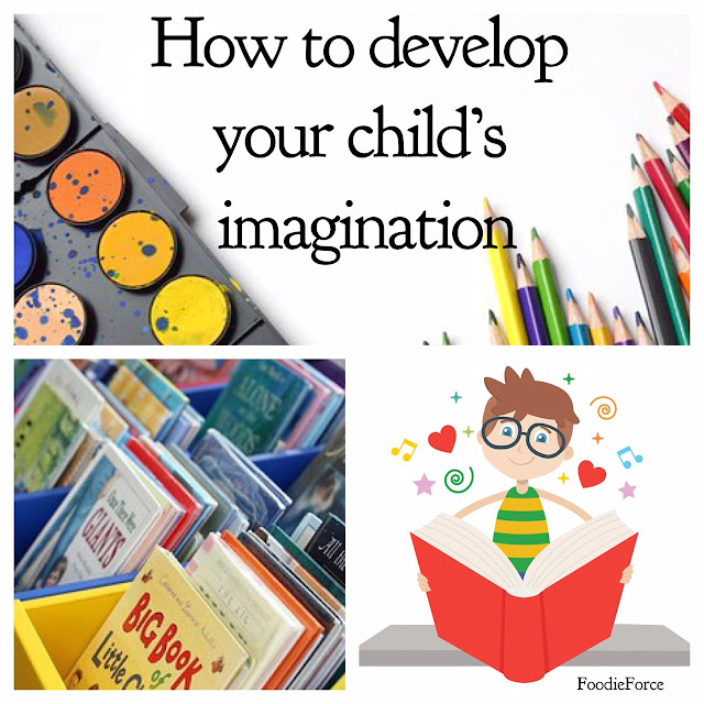 How to develop your child's imagination