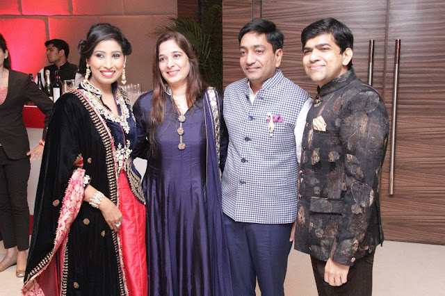 Seema Agarwal + Renu Agarwal + Naresh Agarwal + Manoj Agarwal
