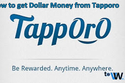 How to Get Money Dollar from Tapporo