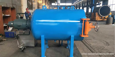 Small composite autoclave Sold  to ChongQing University