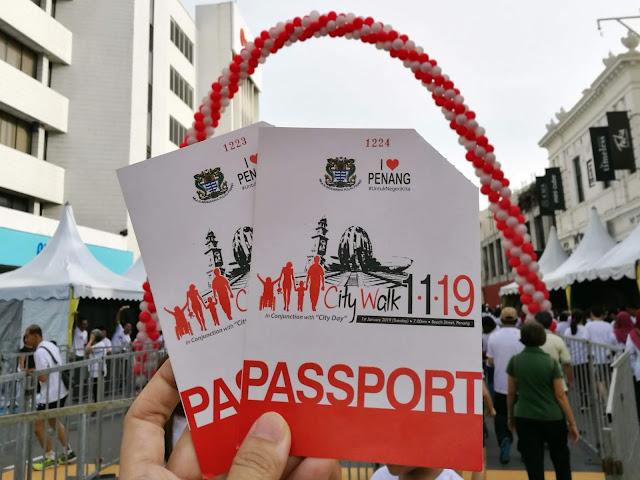 penang city walk city day 2019